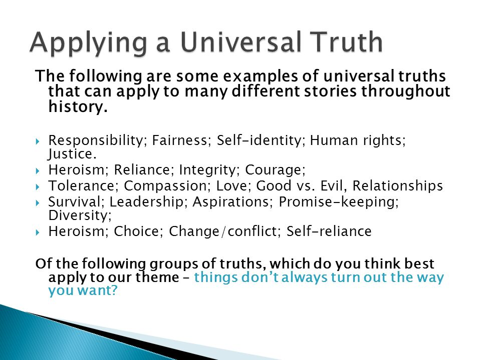 Essays: World Paths & Universal Truths