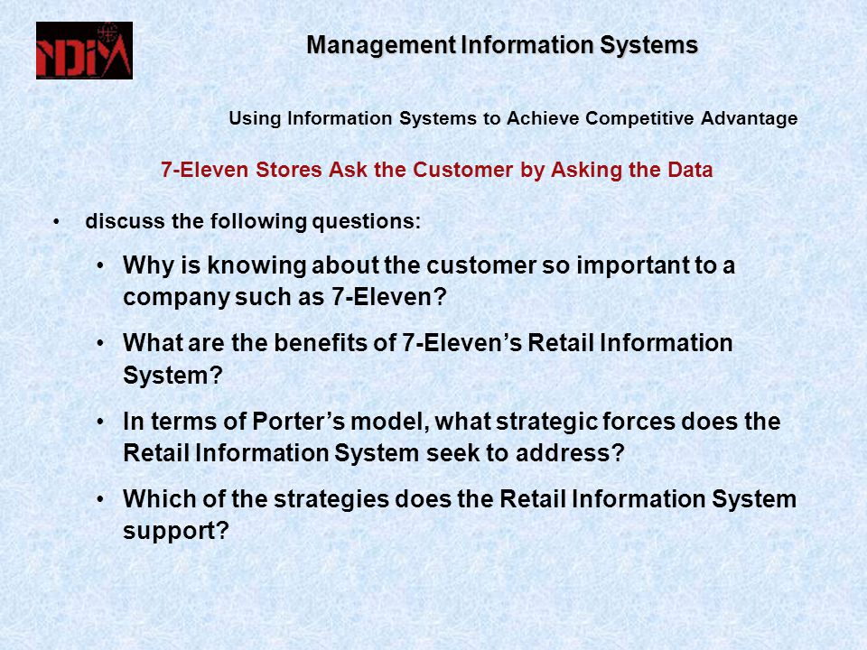 why is knowing about the customer so important to a company such as 7 eleven Knowing if the data in non-production environment had been  a customer's address, such as zip without consideration of city and  data masking best practice 7.