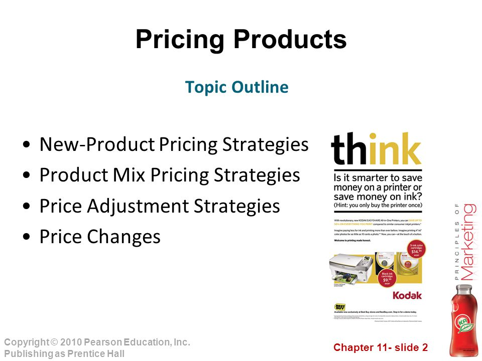 Pricing Products New-Product Pricing Strategies