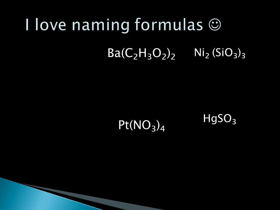 I love naming formulas 