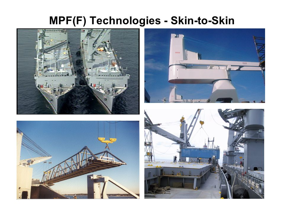 MPF(F) Technologies - Skin-to-Skin