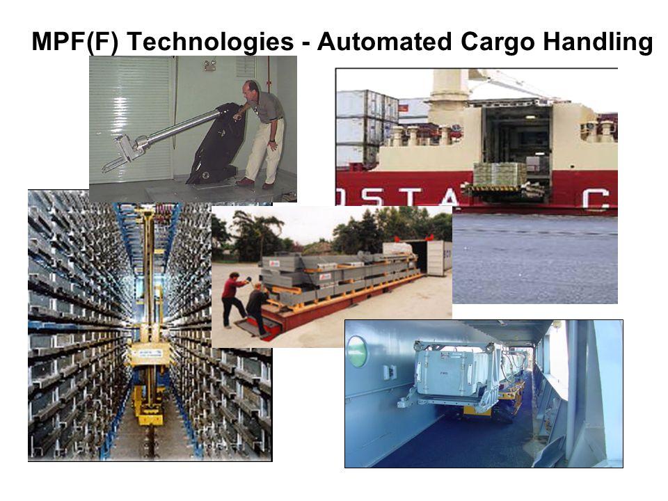 MPF(F) Technologies - Automated Cargo Handling
