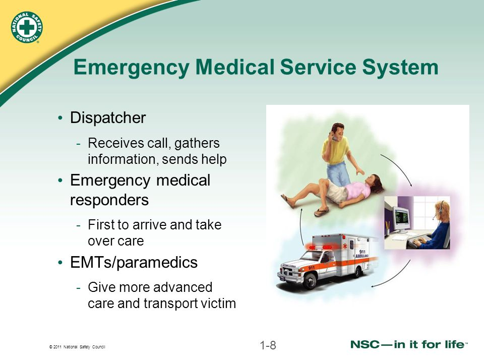 Emergency Medical Service System