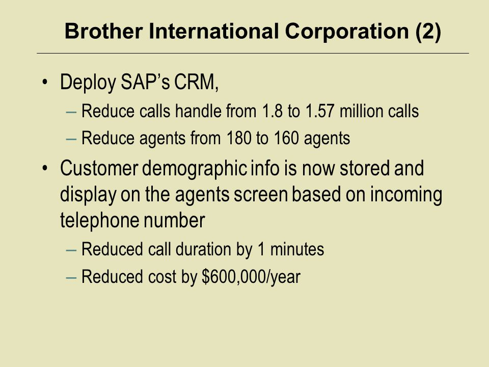 Brother International Corporation (2)