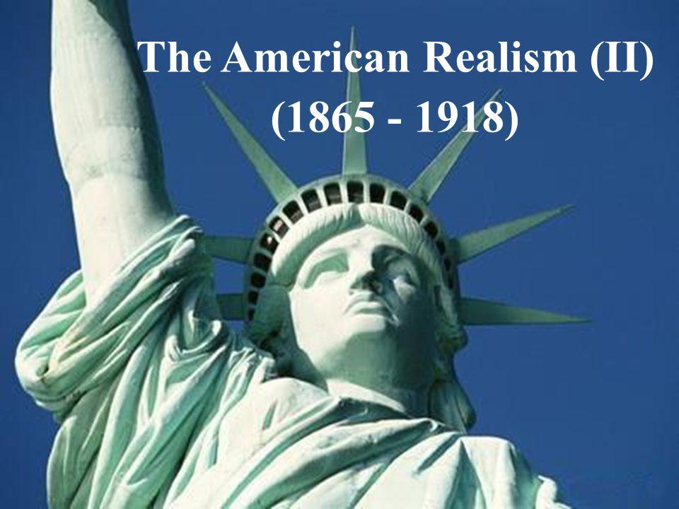 The American Realism (II)