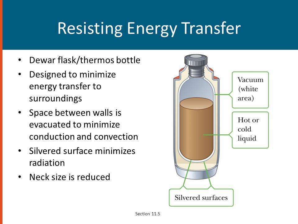 Resisting Energy Transfer