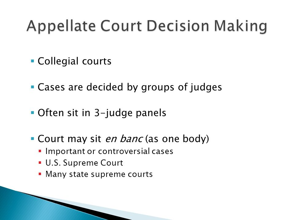 appeal and appellate court decision Title i applicability of rules rule 1  appeal from a trial court order beyond the time  statement with the notice of appeal, in order to alert the appellate.