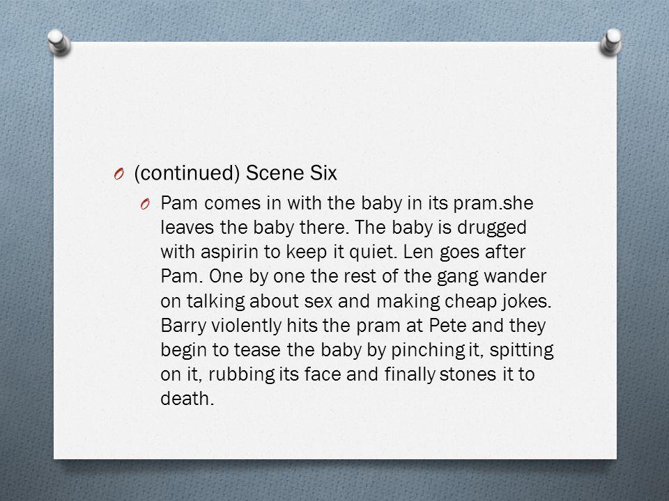 (continued) Scene Six