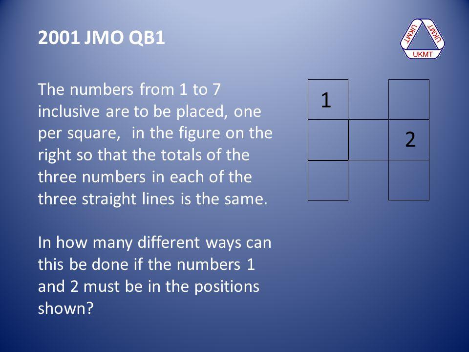 2001 JMO QB1