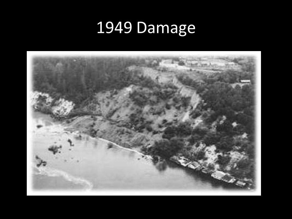 1949 Damage