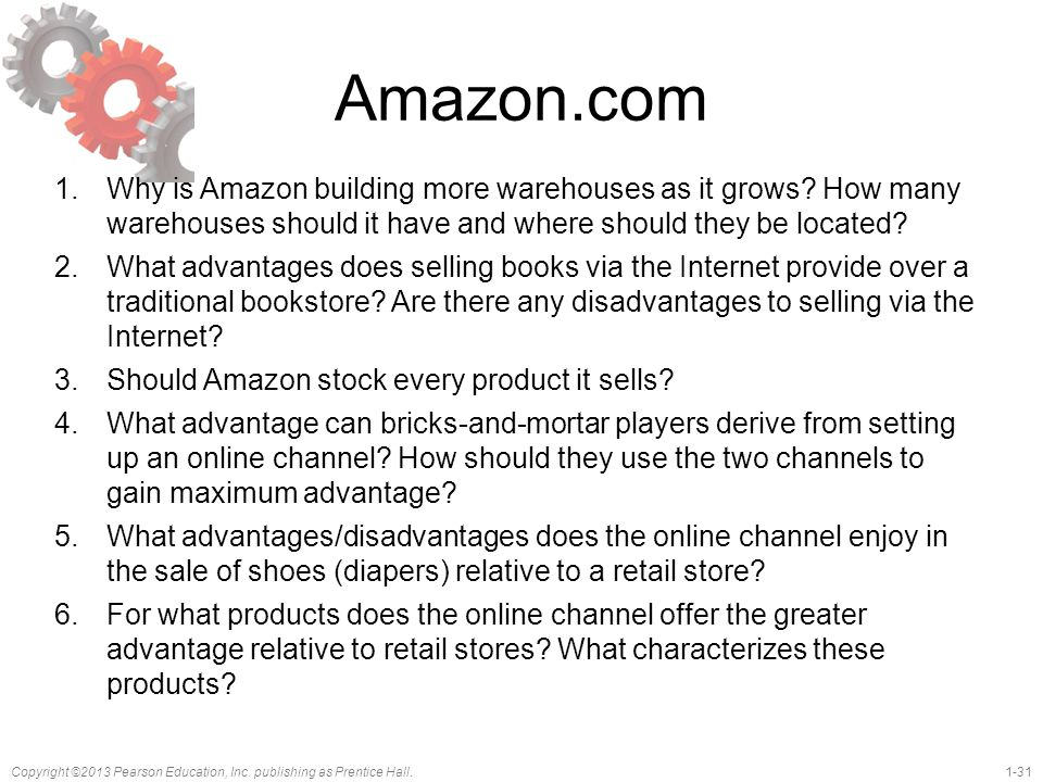 Amazon.com Why is Amazon building more warehouses as it grows How many warehouses should it have and where should they be located