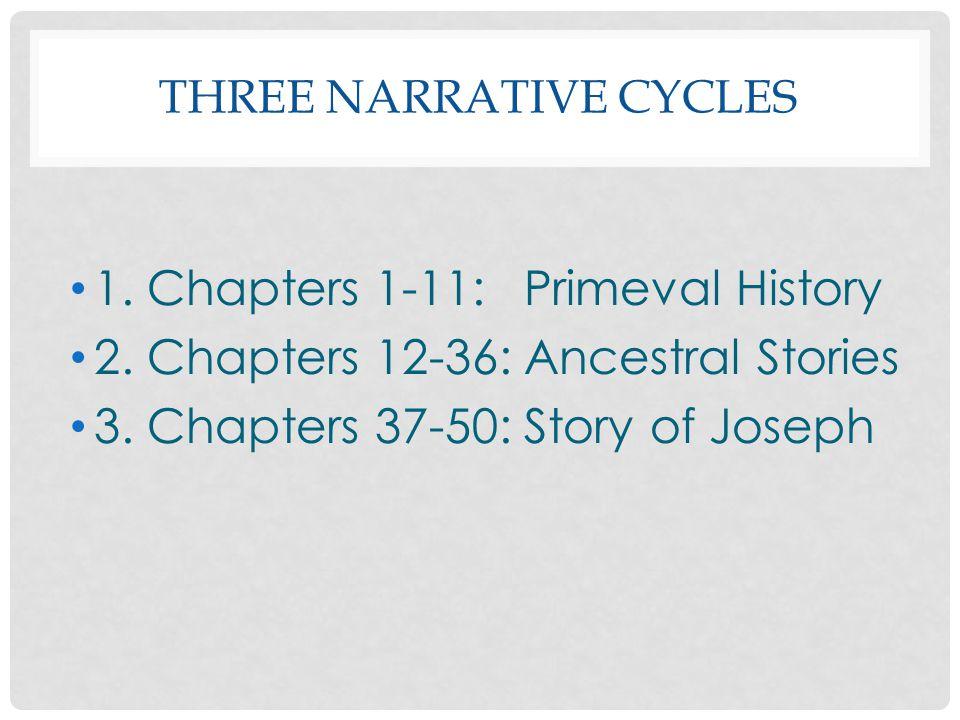 Three Narrative Cycles