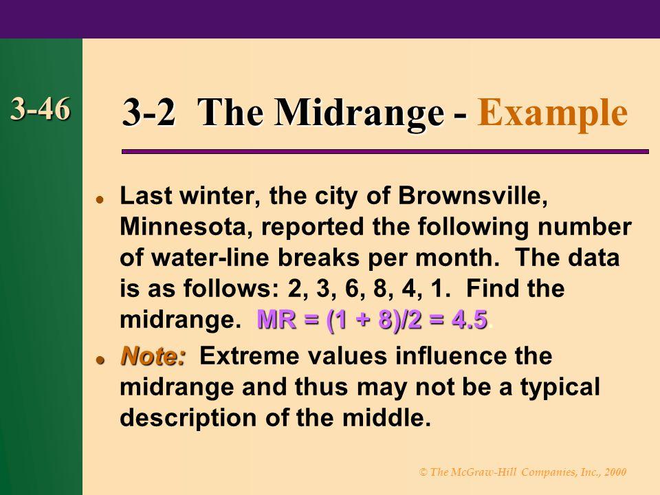 3-2 The Midrange - Example