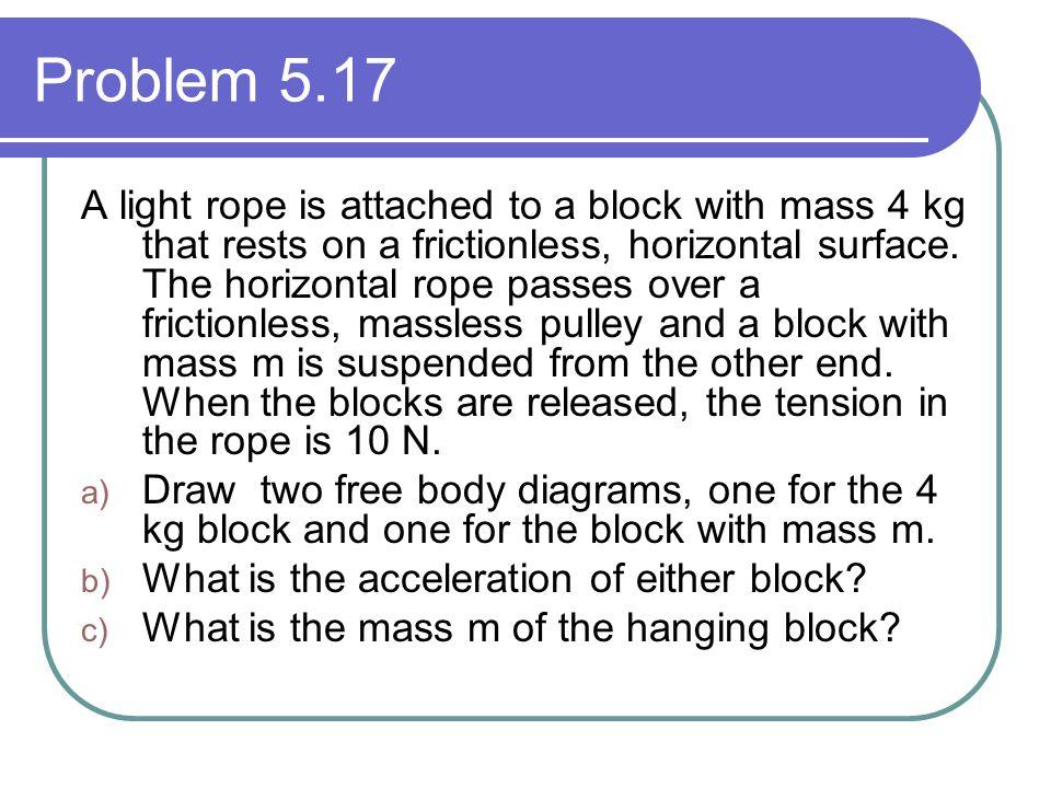 Problem 5.17
