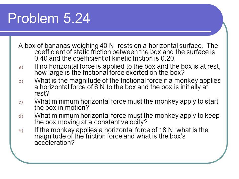 Problem 5.24