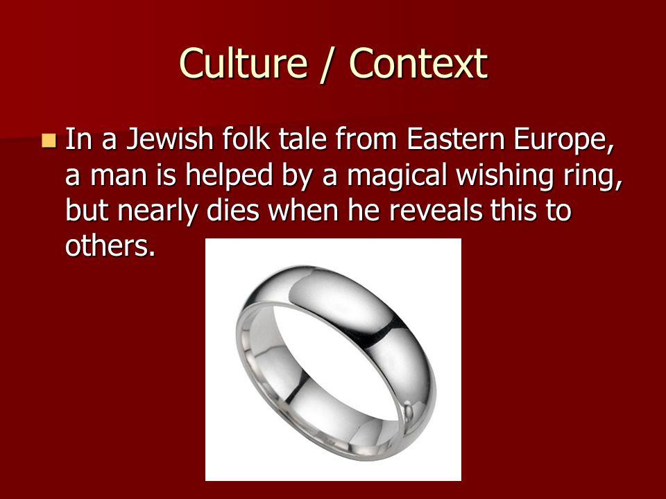 Culture / Context