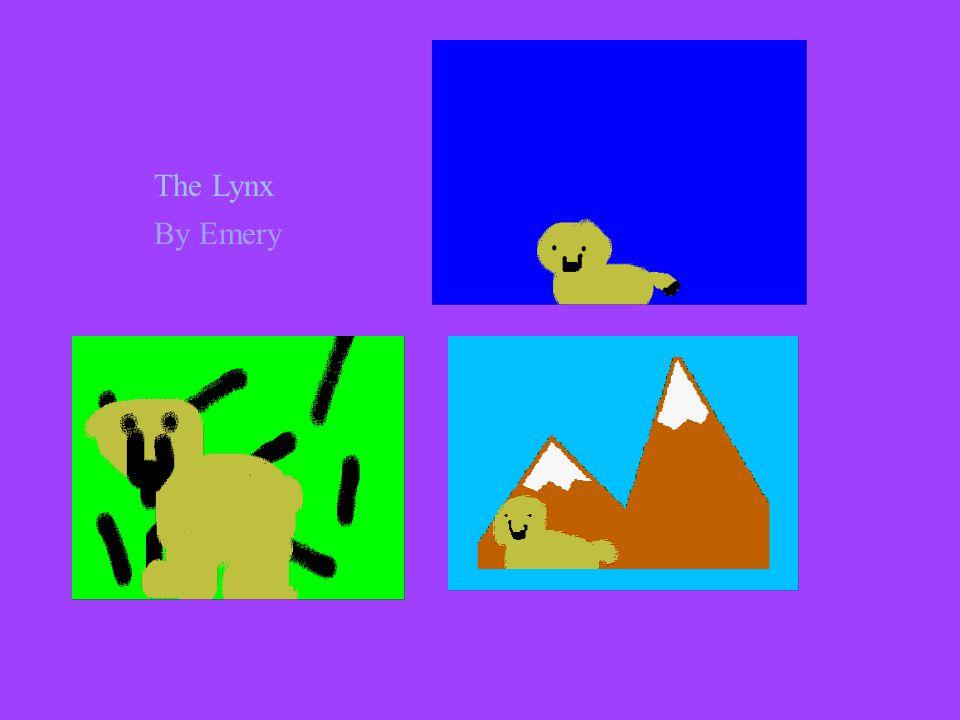 The Lynx By Emery