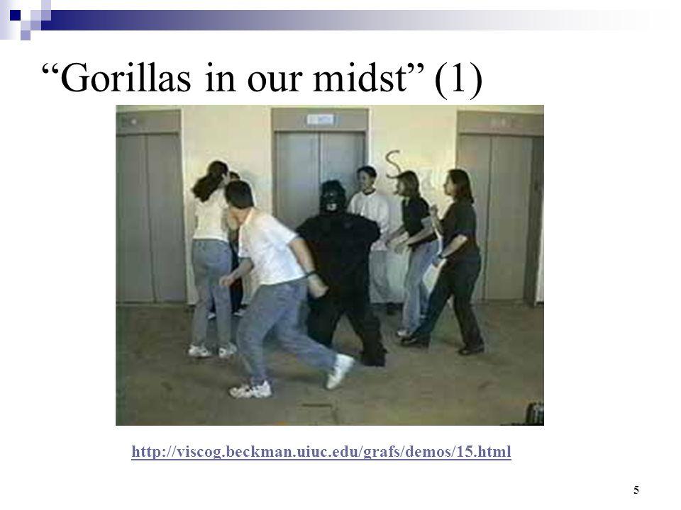 Gorillas in our midst (1)