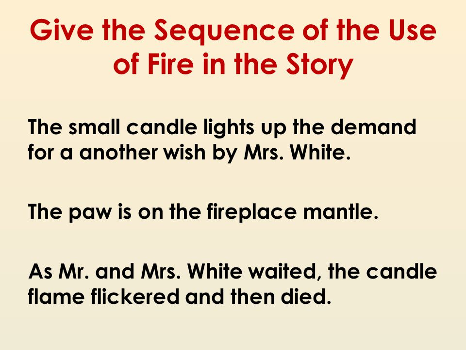 A story of mr and mrswhite