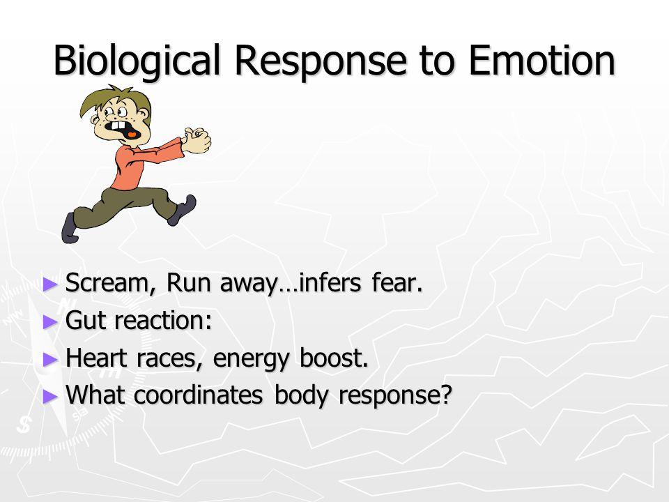 Biological Response to Emotion
