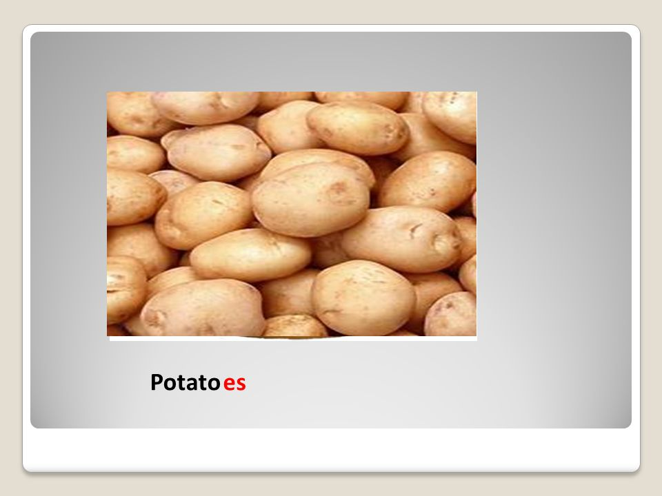 Potato es