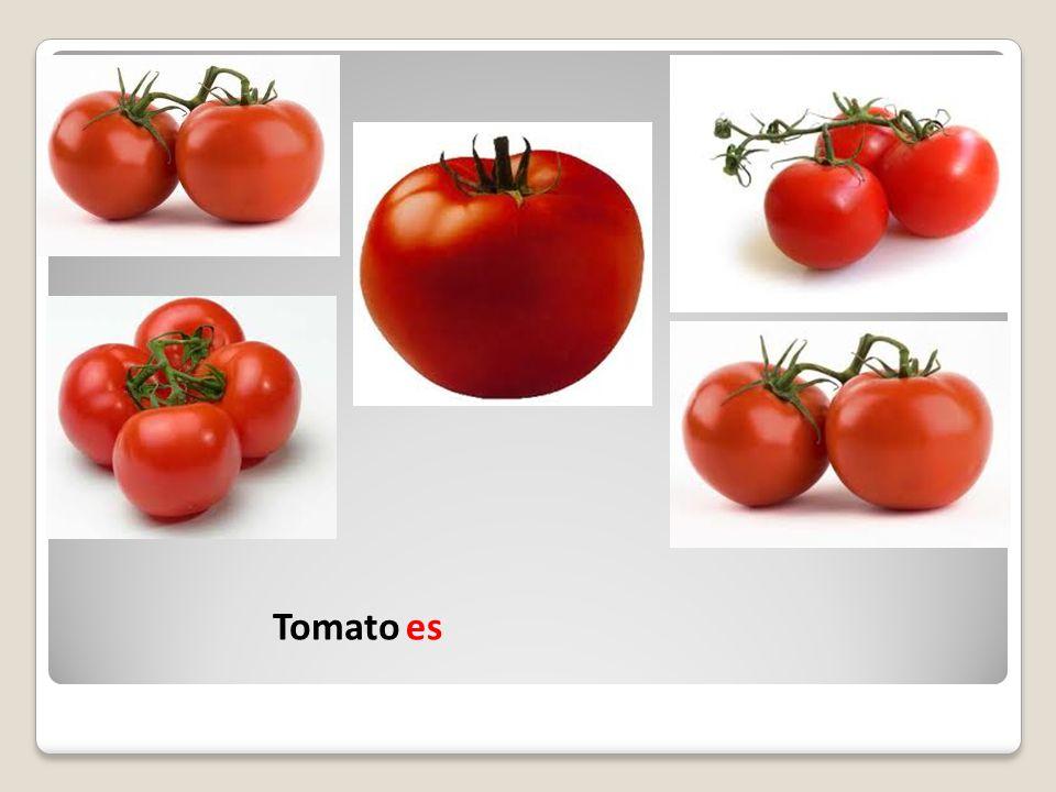Tomato es