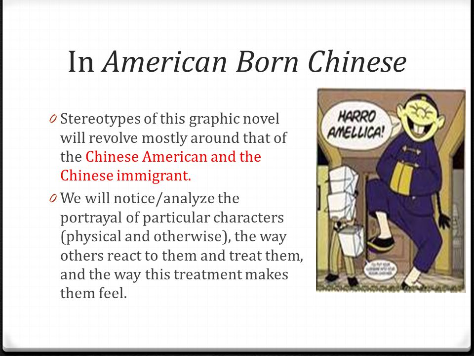 In American Born Chinese
