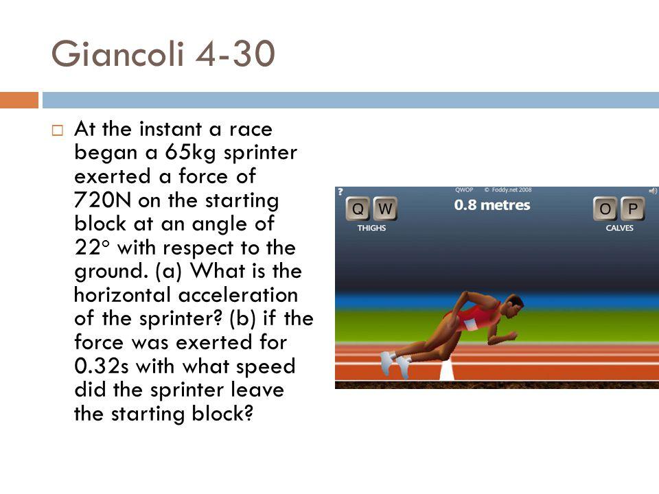 Giancoli 4-30