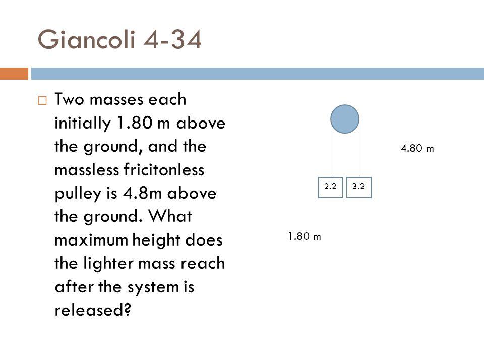 Giancoli 4-34
