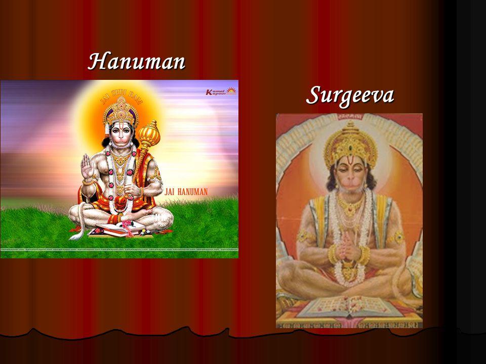 Hanuman Surgeeva