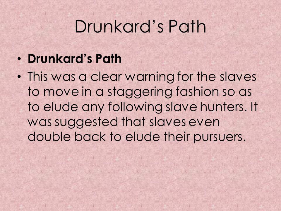 Drunkard's Path Drunkard's Path