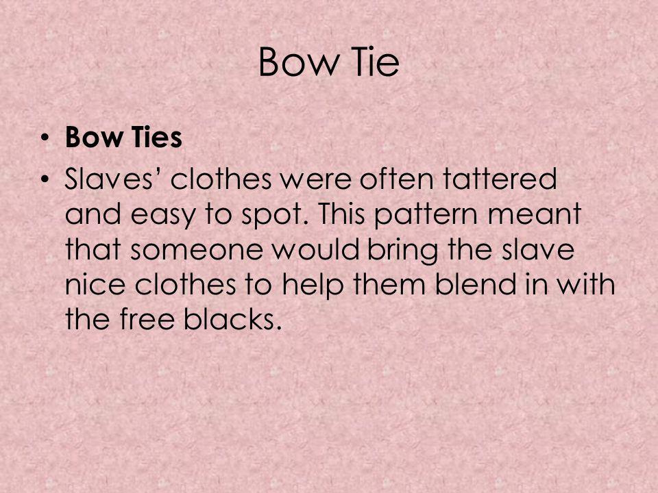 Bow Tie Bow Ties.