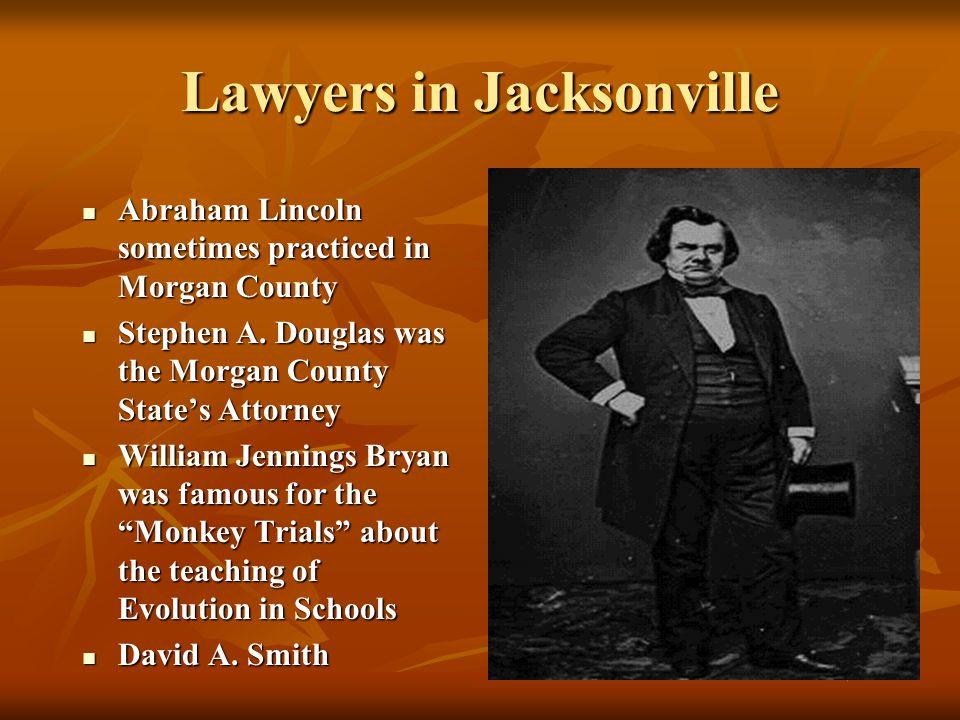 Lawyers in Jacksonville