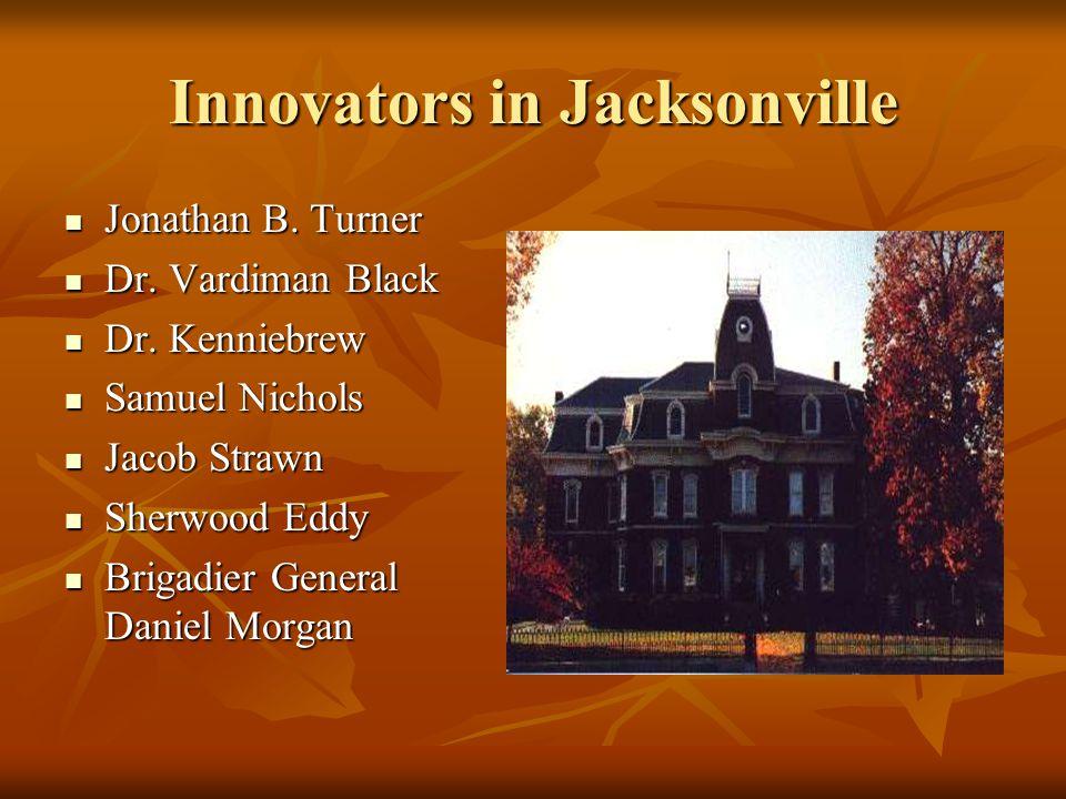 Innovators in Jacksonville