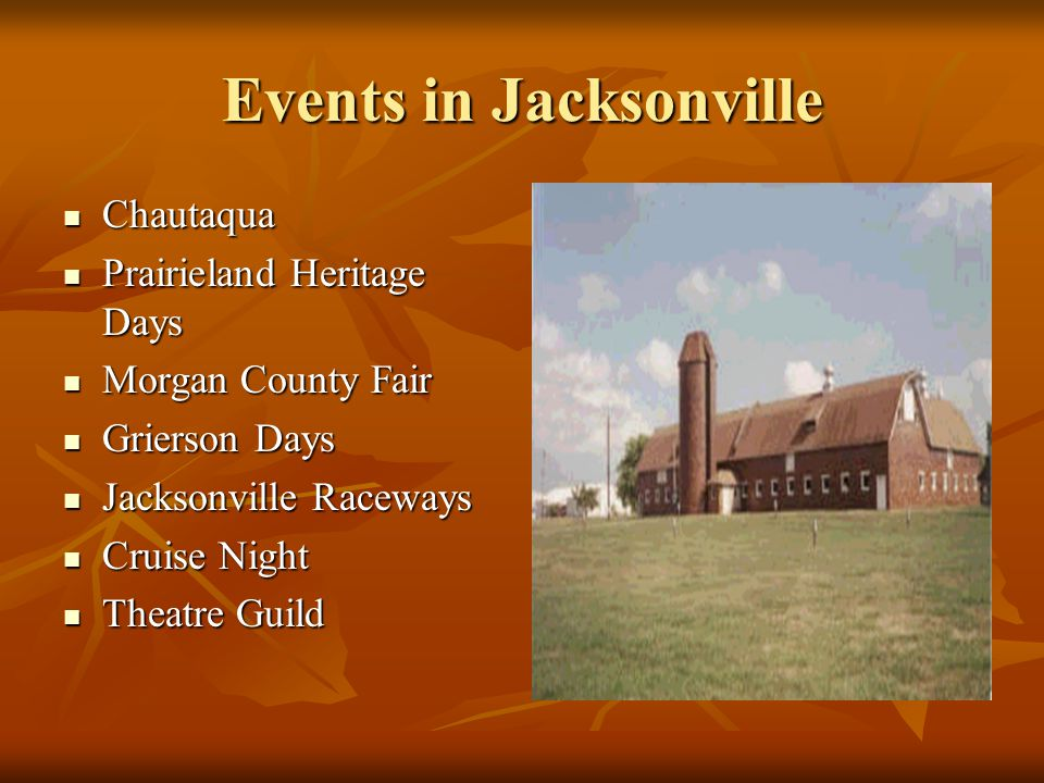 Events in Jacksonville