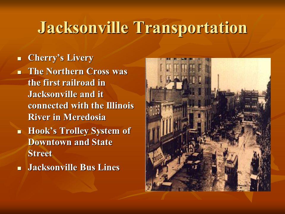 Jacksonville Transportation