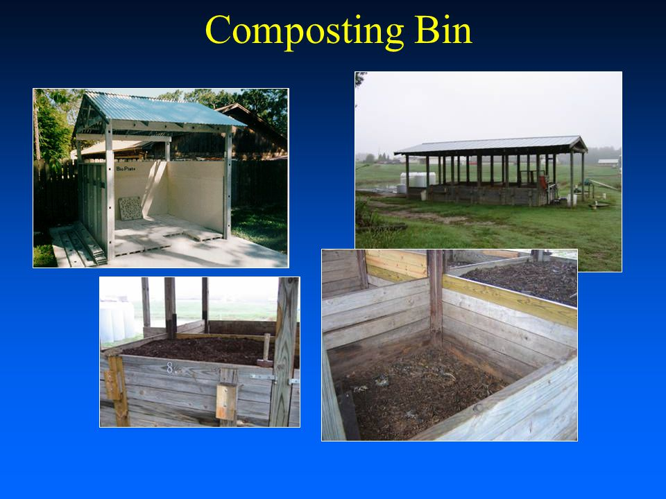 Composting Bin Recirculating Aquaculture Workshop