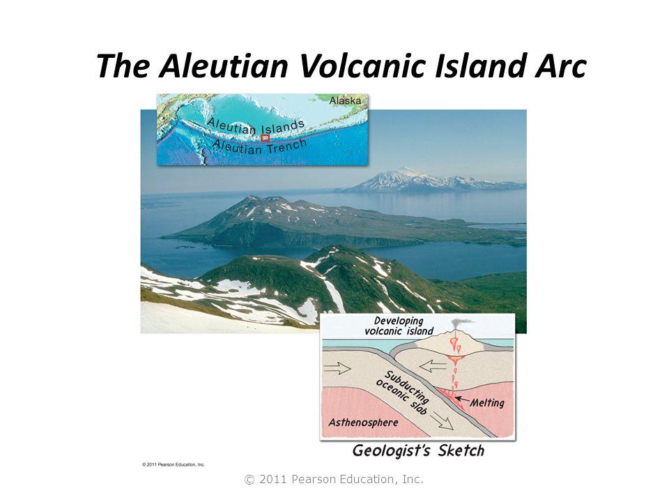 The Aleutian Volcanic Island Arc