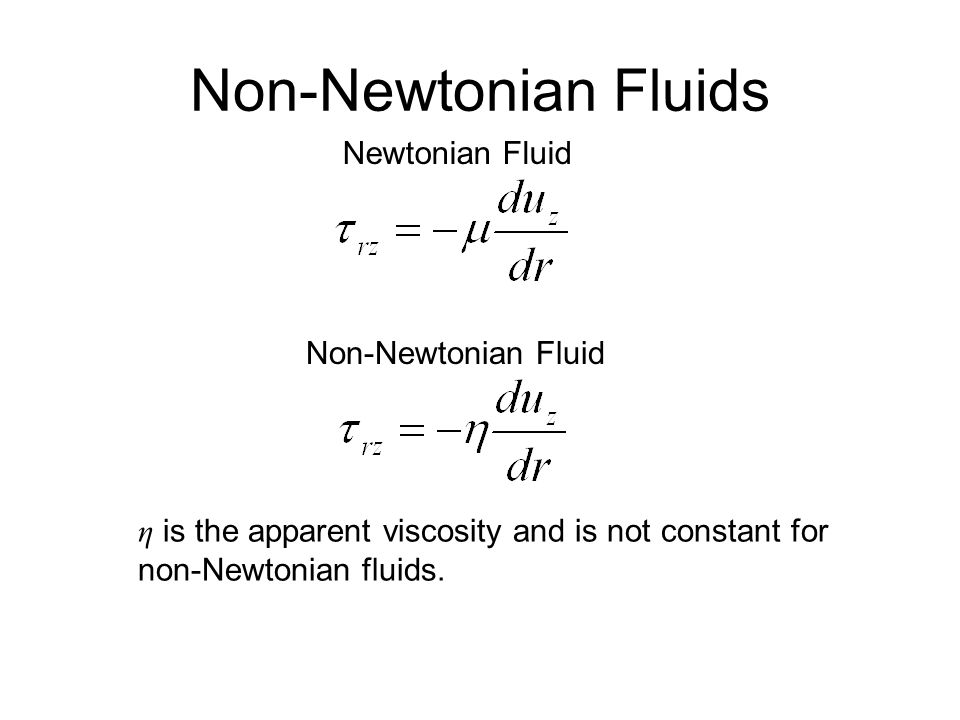 viscosity and newtonian liquid Granular materials: liquid-like properties of sand by  an elastic constant where as a liquid has viscosity,  otherwise known as a newtonian liquid.