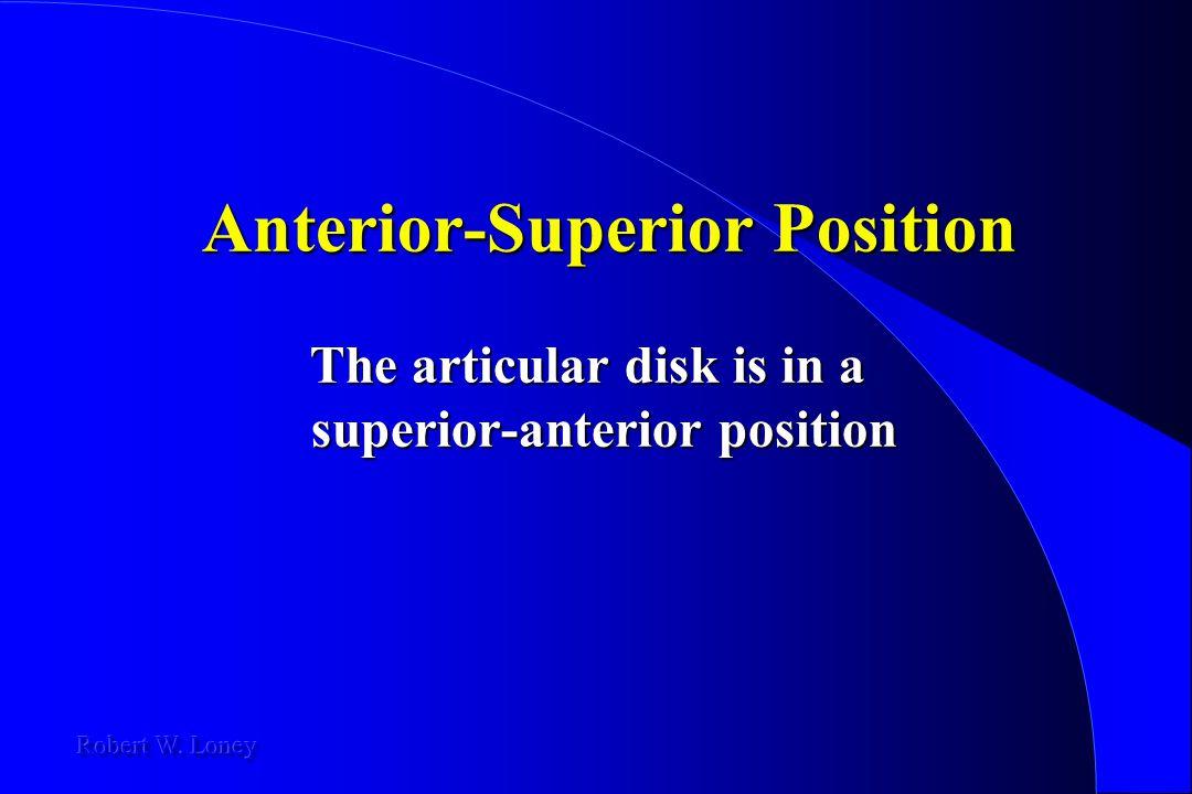 Anterior-Superior Position