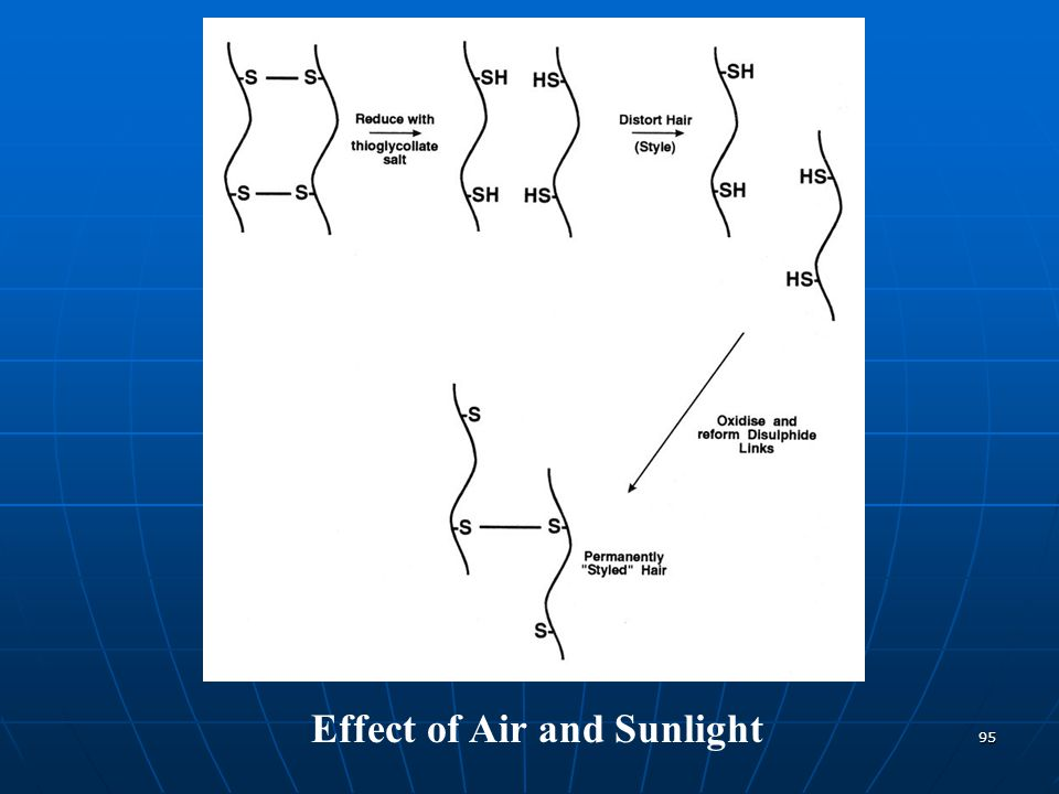 Effect of Air and Sunlight