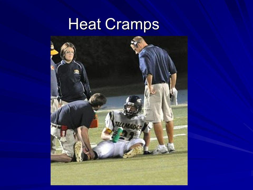 Heat Cramps