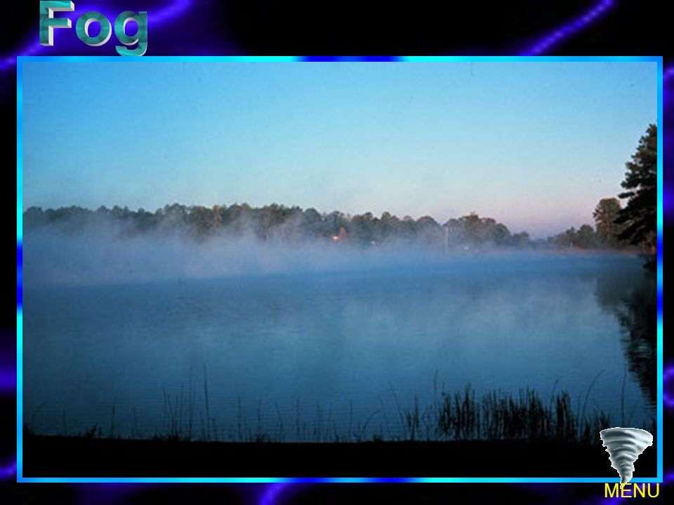 Fog MENU