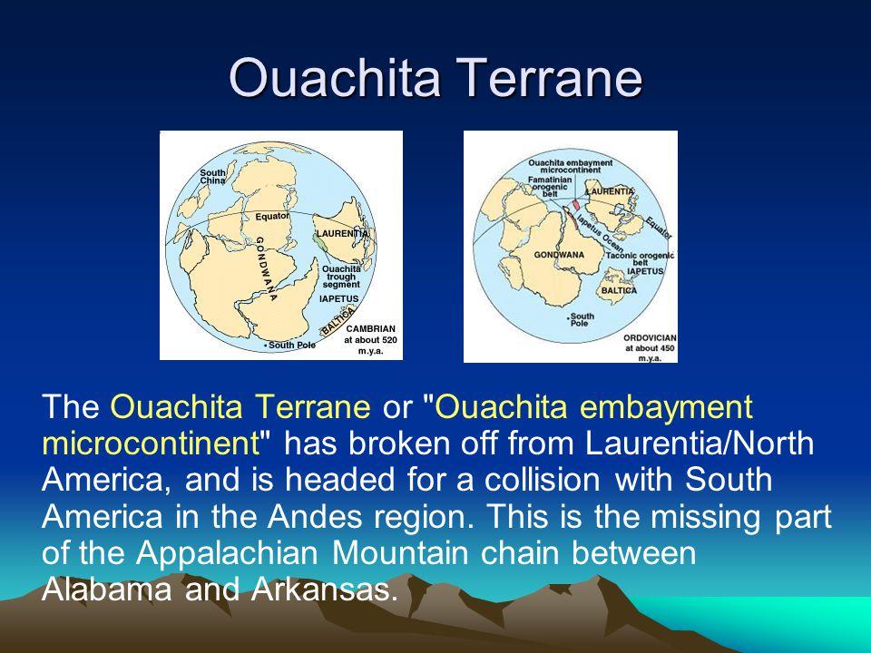 Ouachita Terrane