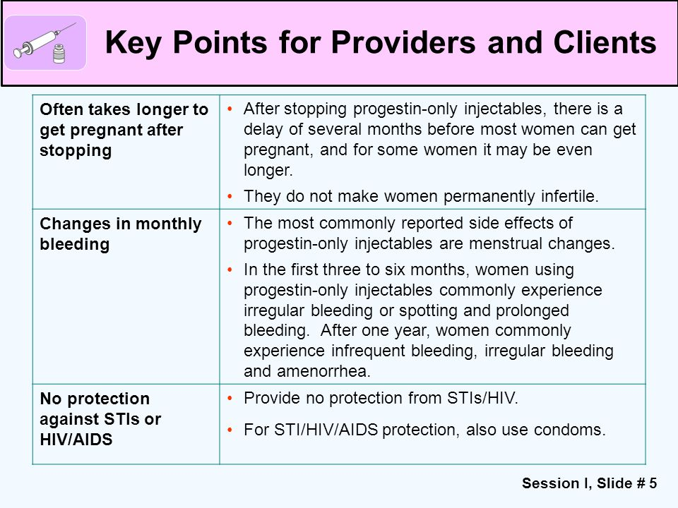Key Points for Providers and Clients