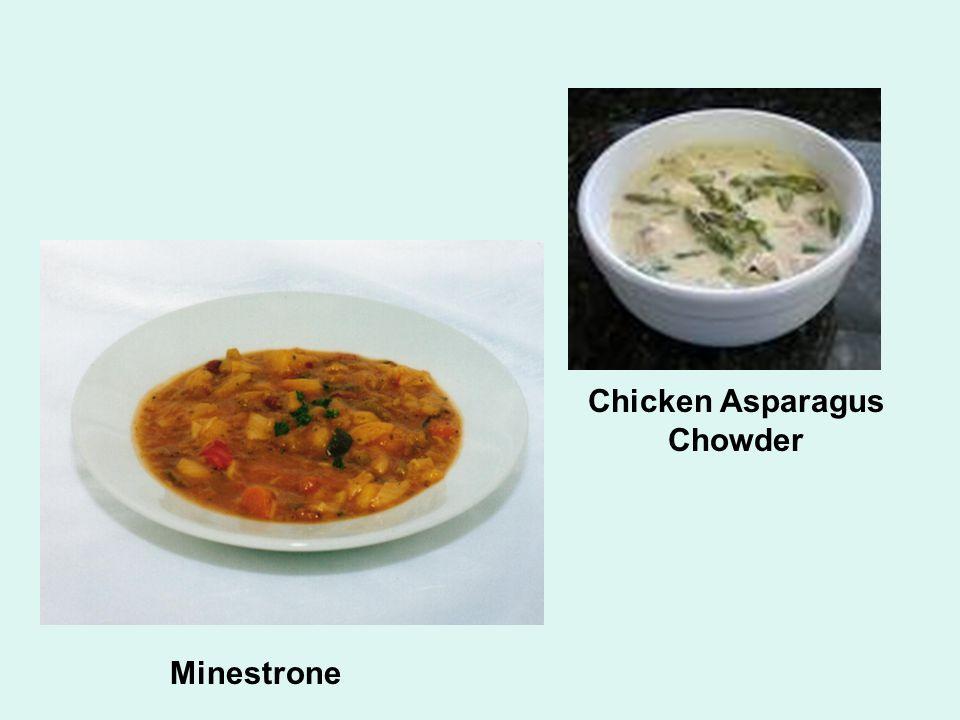 Chicken Asparagus Chowder