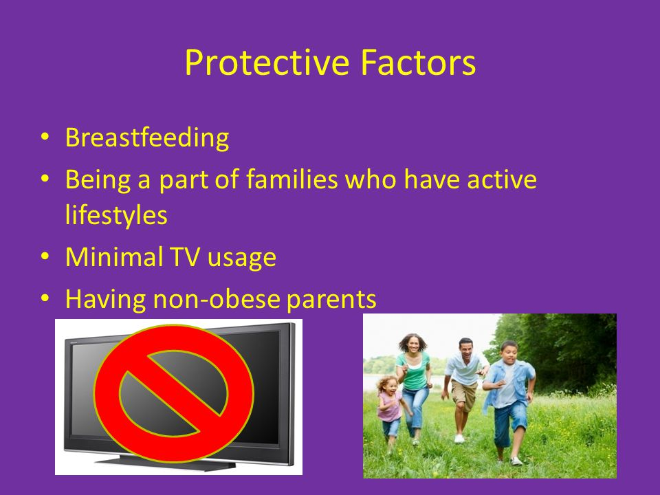 Protective Factors Breastfeeding