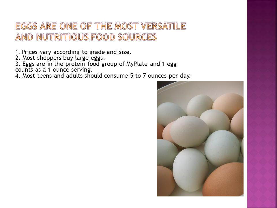 Eggs are one of the most versatile and nutritious food sources