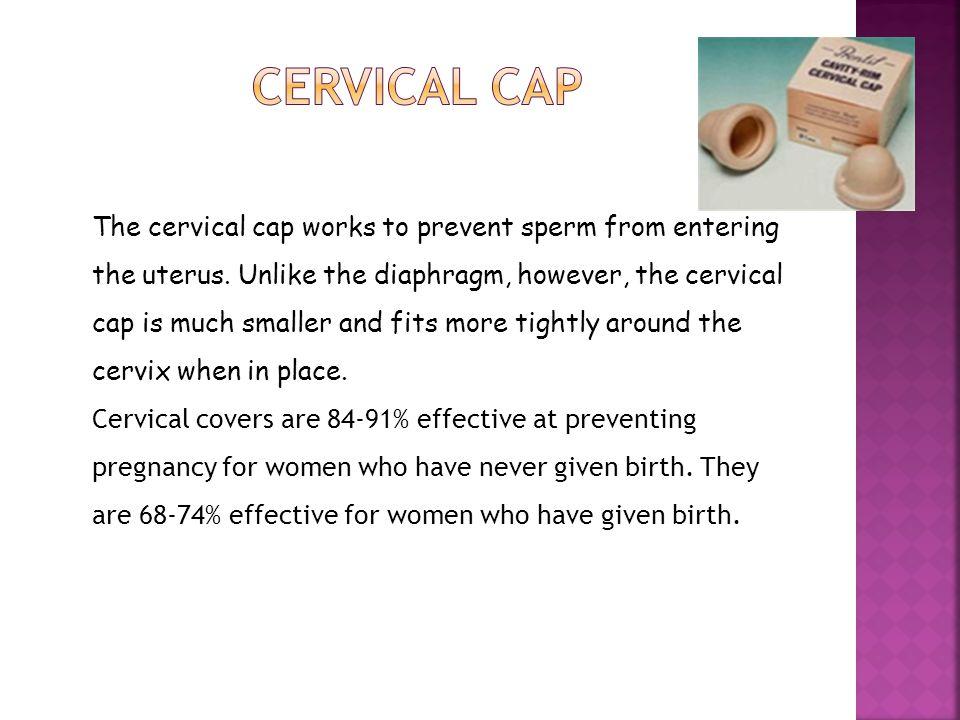 Cervical cap