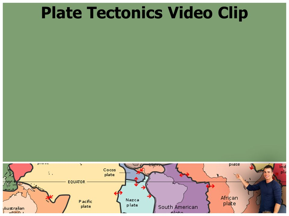 Plate Tectonics Video Clip
